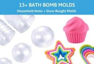 Bath Bomb Molds Featured Image