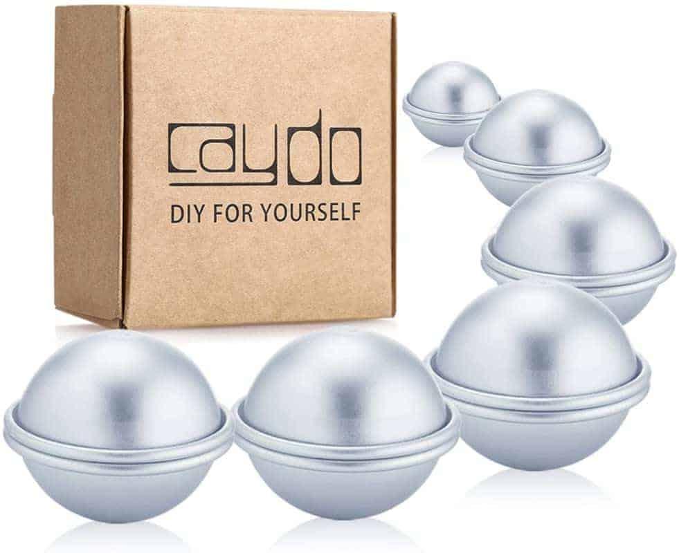 Caydo Bath Bomb Molds