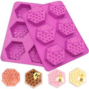 honeycomb silicone mold
