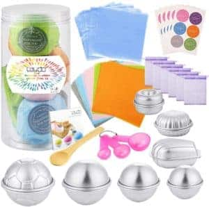metal bath bomb molds with other shapes